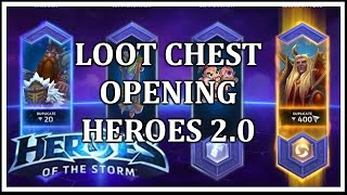 McIntyre - Loot Chest Opening - ALL SKINS - 50 Minutes of Heroes 2.0