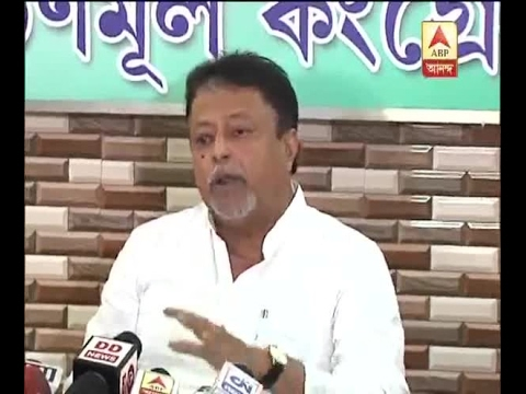 Reaction of Mukul Roy on Kanthi by-election