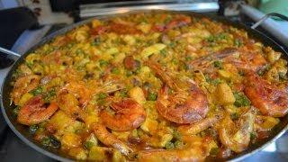 Испанская Паэлья - Paella Mixta
