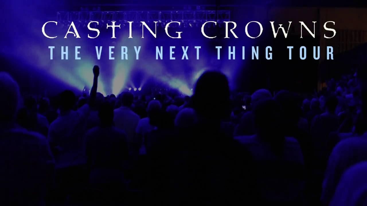 Casting crowns tour dates