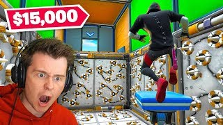 MAKE THIS JUMP = WIN $15,000 in Fortnite