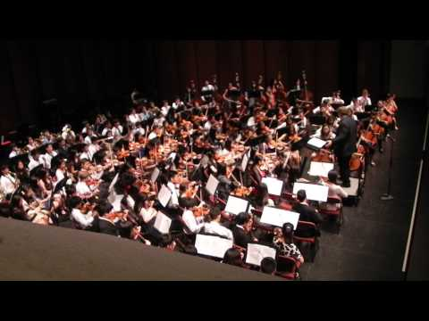 First Ave. Middle School Performs Mozart-Stone Allegro in C