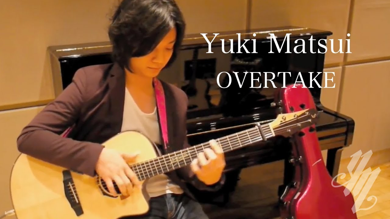 overtake original song acoustic guitar solo yuki matsui youtube. Black Bedroom Furniture Sets. Home Design Ideas