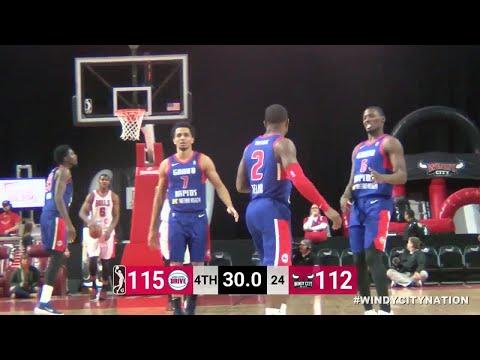 Kay Felder (26 points) Highlights vs. Windy City Bulls