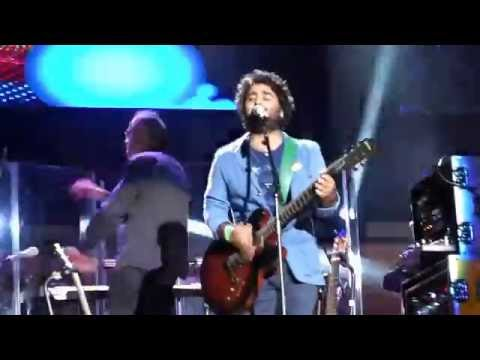 Arijit Singh Leicester Live Yeh Fitoor Mera