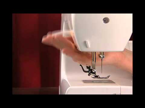 SINGER Machine Threading Tutorial YouTube Best Singer Sewing Machine Model 7422 Manual