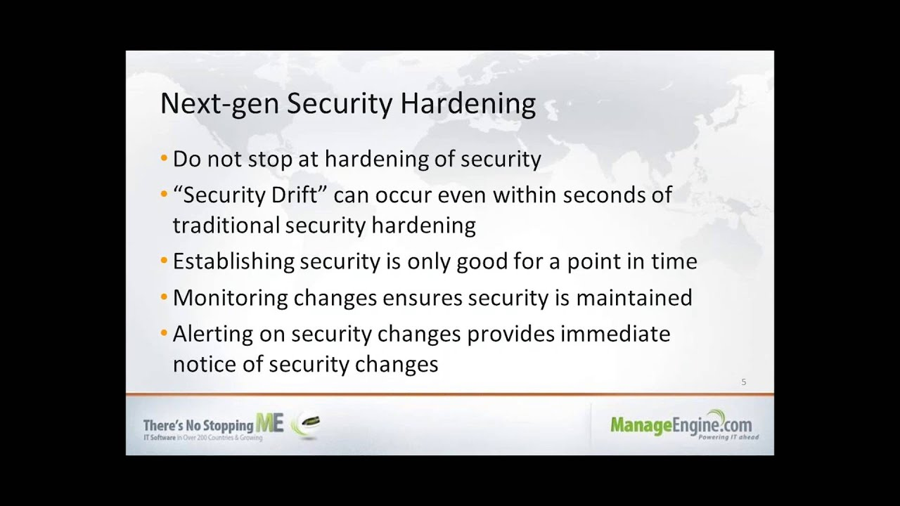 Hardening the Security of your Windows Active Directory