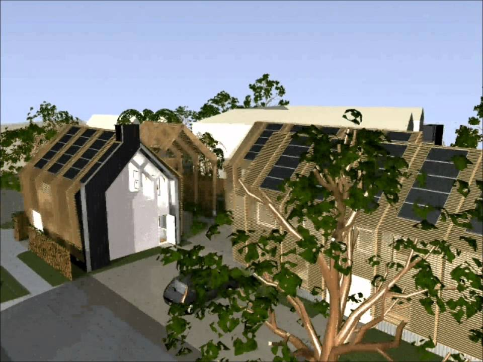 33° SOUTH   Dow Solar Net Zero Energy House Design Competition Entry