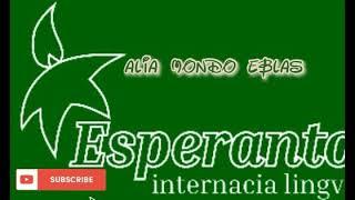 MUZIKO EN ESPERANTO *ALIA MONDO EBLAS*