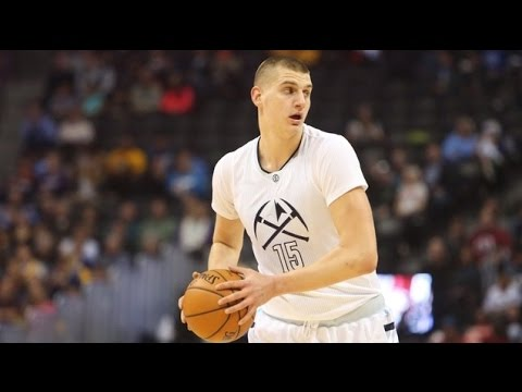 Nikola Jokic 2016-2017 NBA Season Highlights