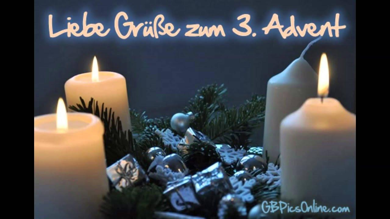 3 Advent Kleines Gedicht Für Euch D Deutschhd60fps