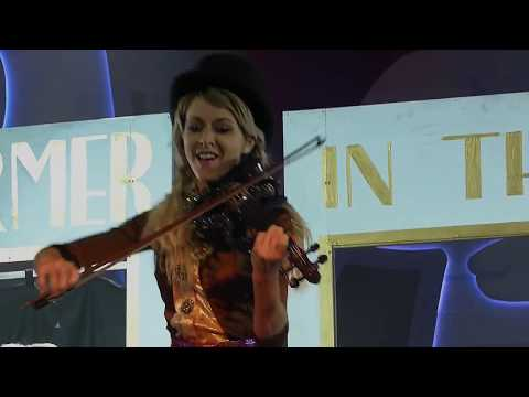 Lindsey Stirling in Asbury Park, Warmer in the winter tour 2017