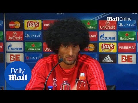 Fellaini: I just want to score goals for Man United (archive) - Daily Mail