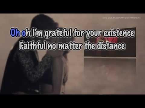 Justin Bieber -All That Matters-(Karaoke  Instrumental)