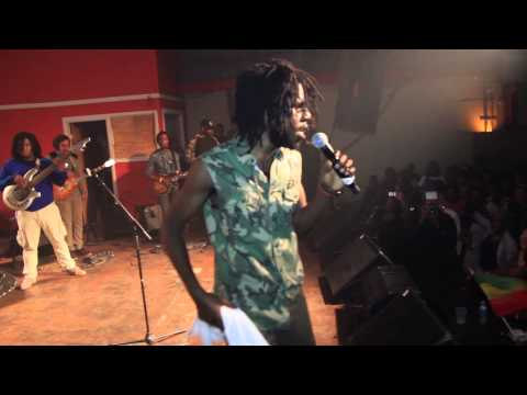 Chronixx and the Zinc Fence Redemption feat Kelissa in concert Brooklyn full HD video #Hosimages