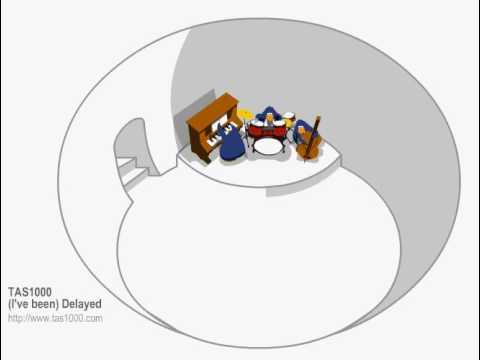 Penguin Chat 3 Band Igloo