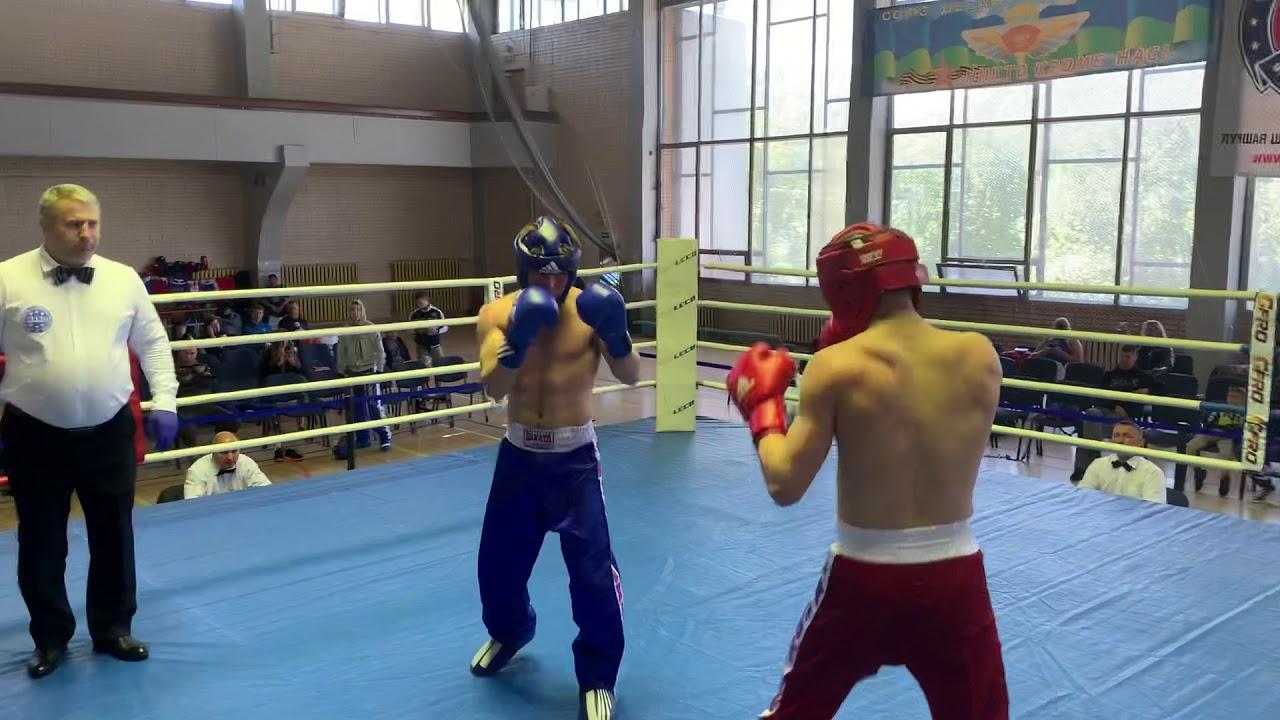 Всероссийский турнир по кикбоксингу бой за звание мастер спорта России 2019