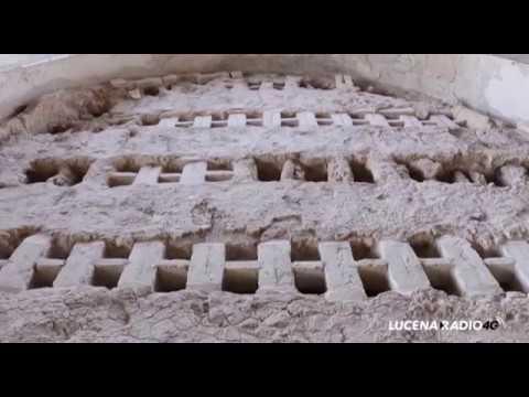 VÍDEO: El Ayuntamiento de Lucena pondrá en valor el conjunto de hornos romanos de los Tejares.