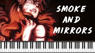 Synthesia [Piano Tutorial] Smoke and Mirrors - Jayn
