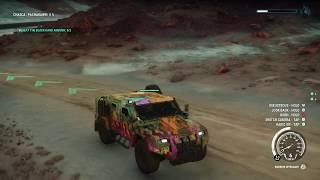 Just Cause 4 – Training: Crater Crash - Defeat the Black Hand ambush