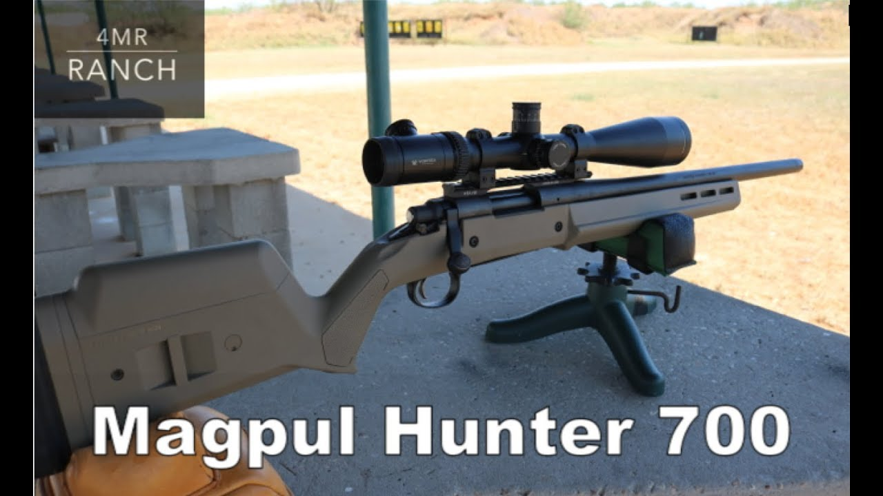 Remington 700 Project: Magpul Hunter | Ep. 2