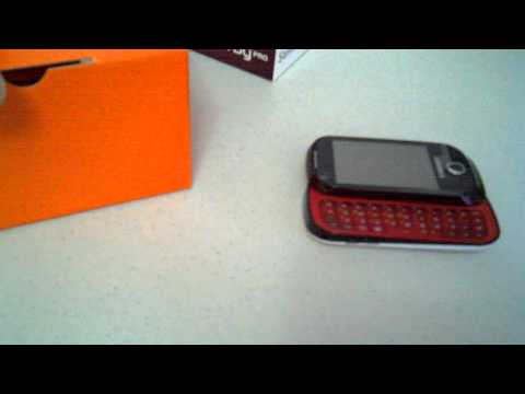 Samsung Corby Pro B5310 Unboxing Video - Phone in Stock at www.welectronics.com