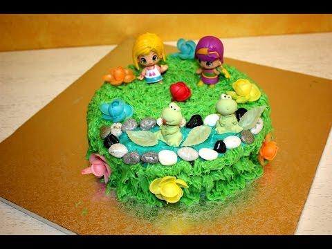 cmo hacer una tarta de pinypon fcil y original