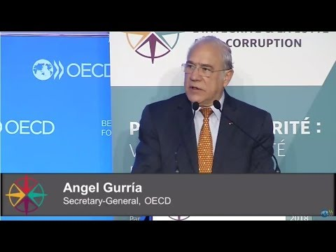 Day 1 - 2018 OECD Global Anti-Corruption & Integrity Forum