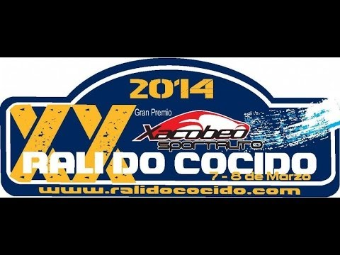 [HD] XX Rally do Cocido 2014 [XC]