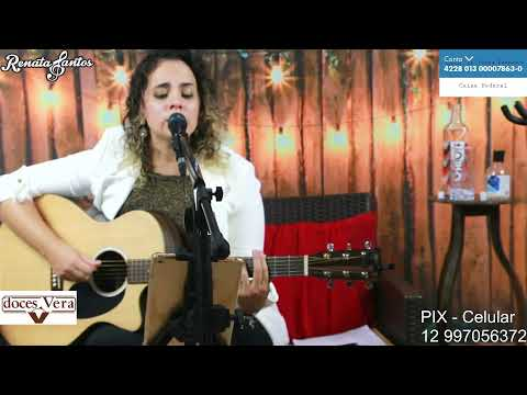 Live Renata Santos