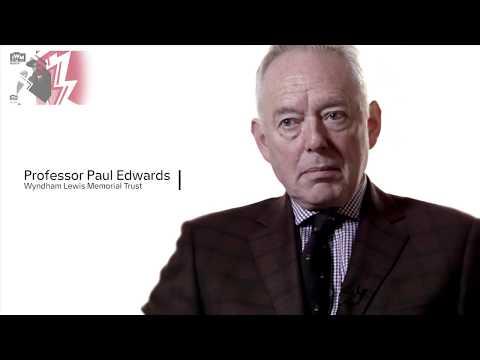 Wyndham Lewis and His Legacy: Professor Paul Edwards