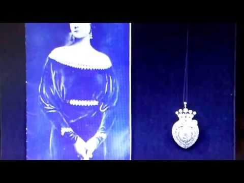 ( ANTIQUE )  Gold, Platinum & Diamond Pendant Brooch, ca. 1900 | Virginia Beach, Hour 1 | Preview