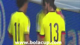 Colombia vs Ecuador 3-1 All Goals & Highlights World Cup | 30/03/16