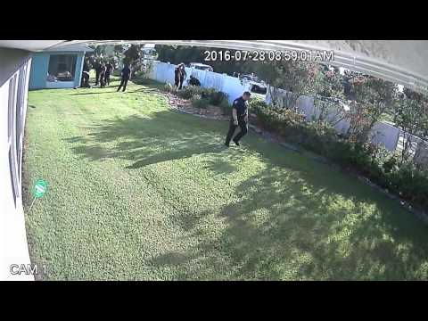 Melbourne and Palm Bay Police Chase