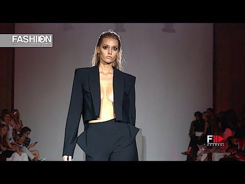 DAFNA MAY Spring Summer 2019 Ukrainian FW - Fashion Channel