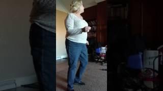 Granny line dance