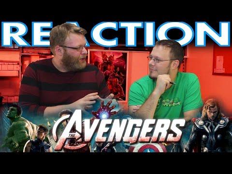 The Avengers Honest Trailer REACTION!!