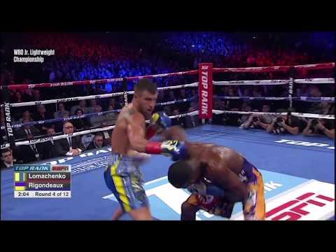 Vasyl Lomachenko vs. Guillermo Rigondeaux Highlights HD