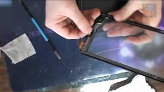 Как заменить сенсорное стекло (тачскрин) на планшете Prestigio 3037 3g. Видеоинструкция(Данное видео является видеоинструкцией по замене сенсорного стекла (тачскрина) на планшете prestigio multipad 3037..., 2016-02-09T19:27:17.000Z)
