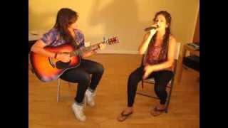 Tere Bin Nahi Lagda Dil Mera Cover By Amanjot Sangha Feat. Surina Bhola