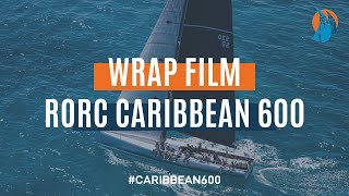 Wrap Film | RORC Caribbean 600