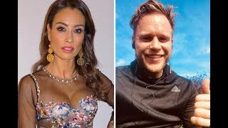 Melanie Sykes, 47, breaks silence on Olly Murs, 33, romance rumours