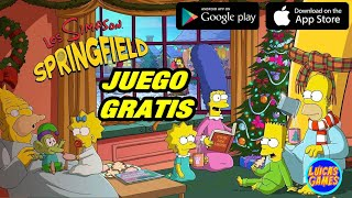 Los Simpson Springfield Juego Gratis en Android, IOS, Smartphone, Tablet, movil, IPad, IPhone, IPod