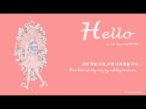 [Vietsub] Hello - SEVENTEEN (Jun, DK, Mingyu)