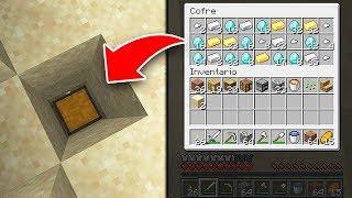 Minecraft Survival 1.14 - EncontrÉ Un Tesoro Escondido - Mundo Elioditos Cap 3