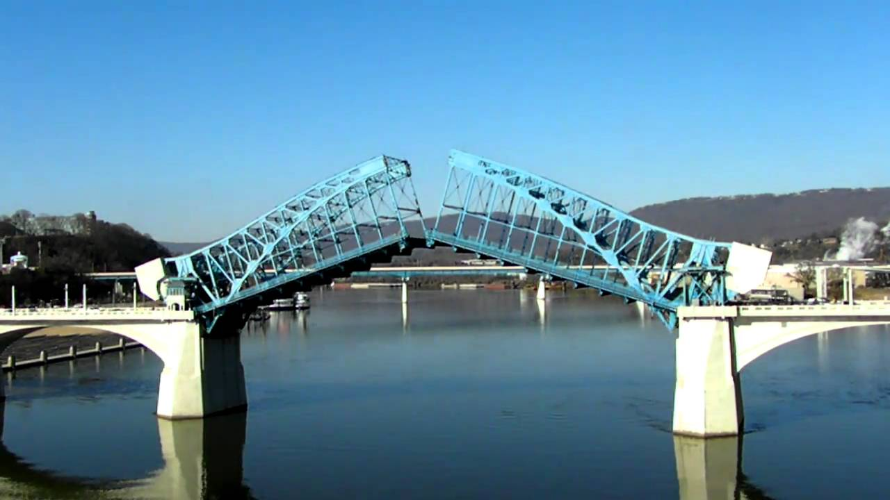 Market Street Bridge1 Open 1 6 11 Mov Youtube