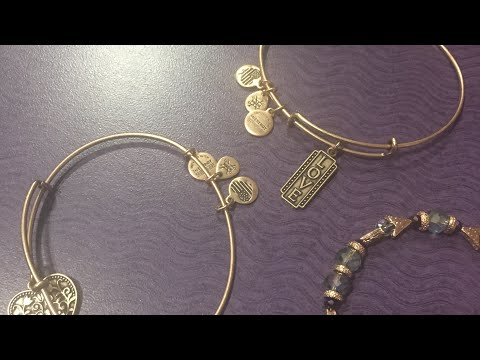 How to wash and size your Alex and Ani bracelets