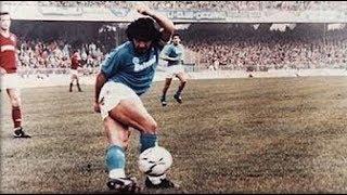 【サッカー】伝説の男マラドーナがどれだけ凄かったか分かるプレー集!【Maradona -The most great football player ever】