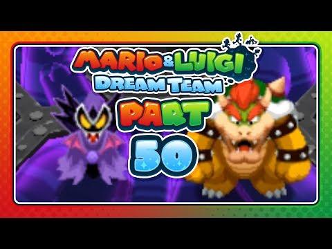 Mario & Luigi: Dream Team - Part 50 - Kamek's Grand Escape!
