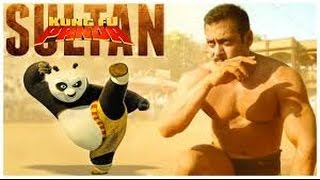 Sultan funny new trailer 2016 | Sultan trailer mashup | Funny video kungfu panda sultan